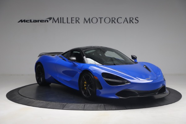 Used 2020 McLaren 720S Performace for sale $334,990 at Pagani of Greenwich in Greenwich CT 06830 10