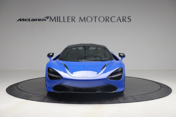 Used 2020 McLaren 720S Performace for sale $334,990 at Pagani of Greenwich in Greenwich CT 06830 11
