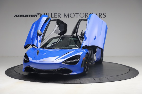 Used 2020 McLaren 720S Performace for sale $334,990 at Pagani of Greenwich in Greenwich CT 06830 13