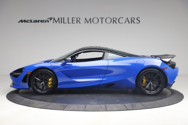 Used 2020 McLaren 720S Performace for sale $334,990 at Pagani of Greenwich in Greenwich CT 06830 2
