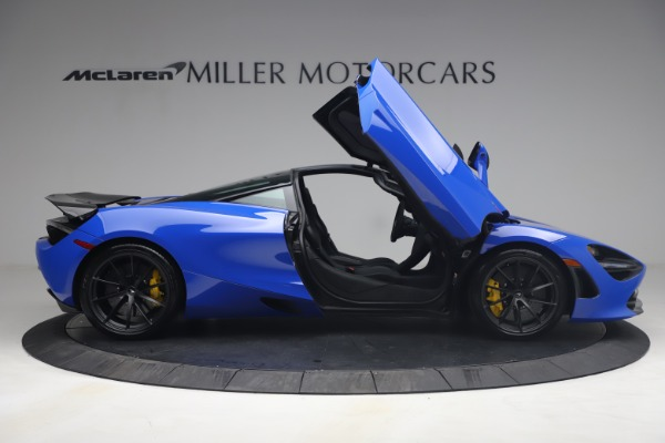 Used 2020 McLaren 720S Performace for sale $334,990 at Pagani of Greenwich in Greenwich CT 06830 21