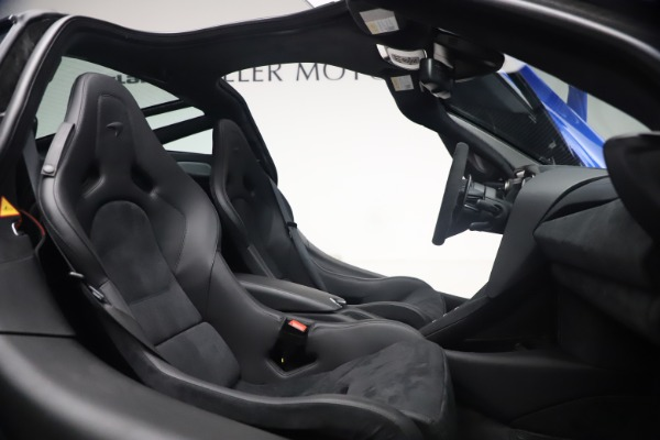 Used 2020 McLaren 720S Performace for sale $334,990 at Pagani of Greenwich in Greenwich CT 06830 27