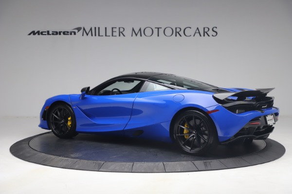 Used 2020 McLaren 720S Performace for sale $334,990 at Pagani of Greenwich in Greenwich CT 06830 3