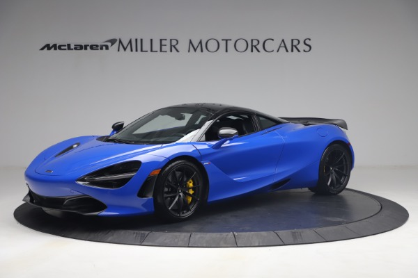 Used 2020 McLaren 720S Performance for sale $334,990 at Pagani of Greenwich in Greenwich CT 06830 1