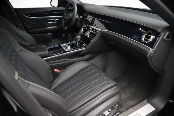 New 2020 Bentley Flying Spur First Edition for sale $276,070 at Pagani of Greenwich in Greenwich CT 06830 20