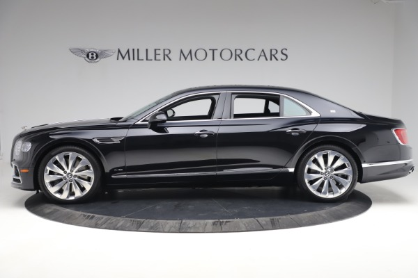 New 2020 Bentley Flying Spur First Edition for sale $276,070 at Pagani of Greenwich in Greenwich CT 06830 3