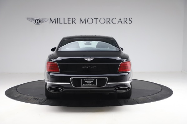 Used 2020 Bentley Flying Spur W12 First Edition for sale Sold at Pagani of Greenwich in Greenwich CT 06830 6