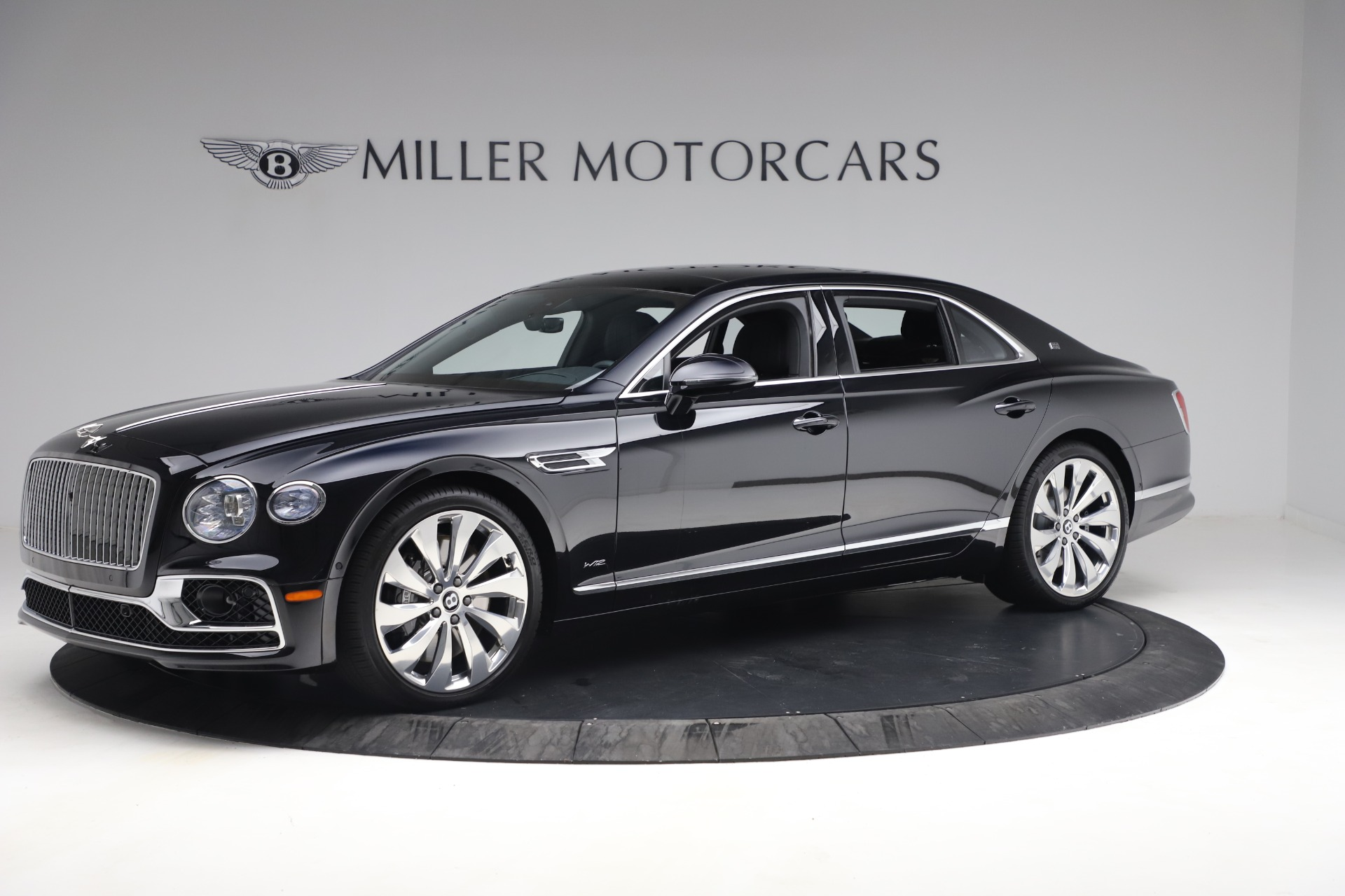 New 2020 Bentley Flying Spur First Edition for sale $276,070 at Pagani of Greenwich in Greenwich CT 06830 1