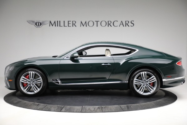 New 2020 Bentley Continental GT W12 for sale $264,255 at Pagani of Greenwich in Greenwich CT 06830 2