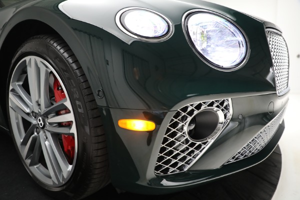 Used 2020 Bentley Continental GT W12 for sale Call for price at Pagani of Greenwich in Greenwich CT 06830 28
