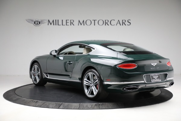 New 2020 Bentley Continental GT W12 for sale $264,255 at Pagani of Greenwich in Greenwich CT 06830 4