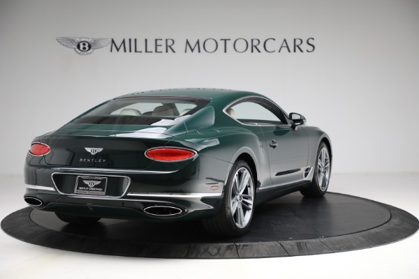 New 2020 Bentley Continental GT W12 for sale $264,255 at Pagani of Greenwich in Greenwich CT 06830 6