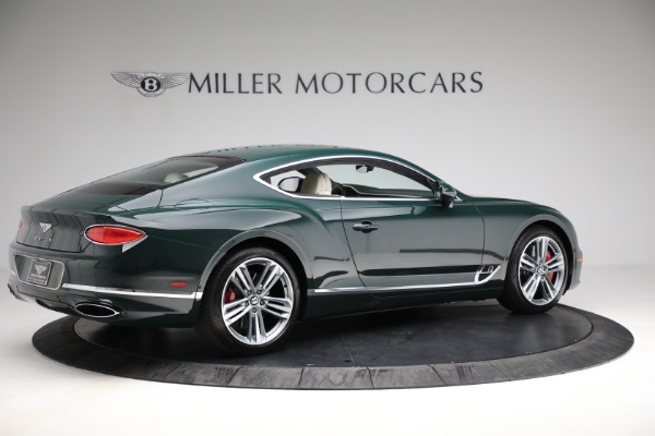 New 2020 Bentley Continental GT W12 for sale $264,255 at Pagani of Greenwich in Greenwich CT 06830 7