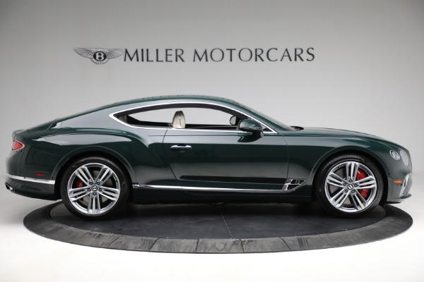New 2020 Bentley Continental GT W12 for sale $264,255 at Pagani of Greenwich in Greenwich CT 06830 8