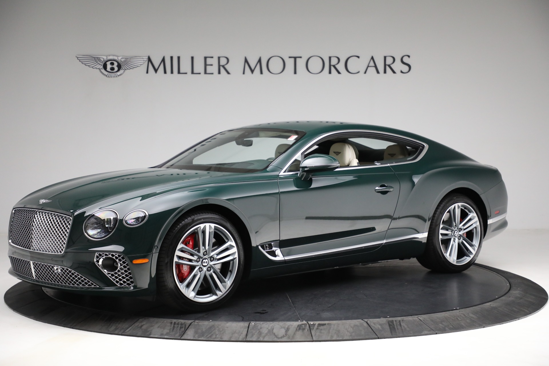 New 2020 Bentley Continental GT W12 for sale $264,255 at Pagani of Greenwich in Greenwich CT 06830 1