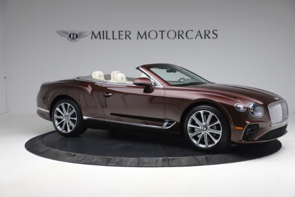 New 2020 Bentley Continental GT V8 for sale $269,605 at Pagani of Greenwich in Greenwich CT 06830 10