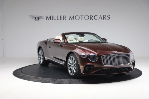 New 2020 Bentley Continental GT V8 for sale $269,605 at Pagani of Greenwich in Greenwich CT 06830 11