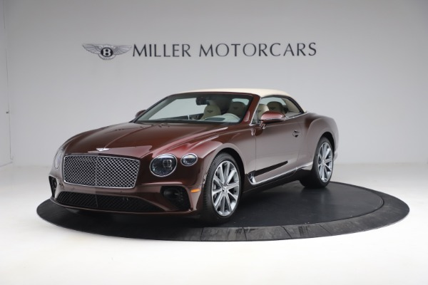 New 2020 Bentley Continental GT V8 for sale $269,605 at Pagani of Greenwich in Greenwich CT 06830 13