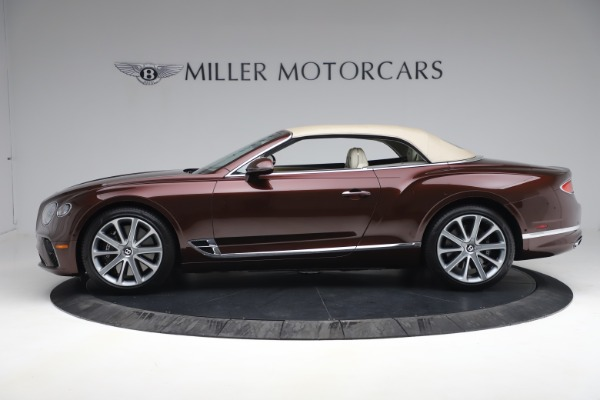 New 2020 Bentley Continental GT V8 for sale $269,605 at Pagani of Greenwich in Greenwich CT 06830 14