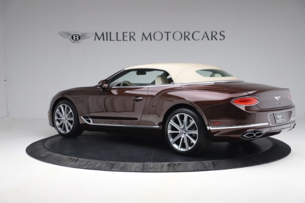 New 2020 Bentley Continental GT V8 for sale $269,605 at Pagani of Greenwich in Greenwich CT 06830 15