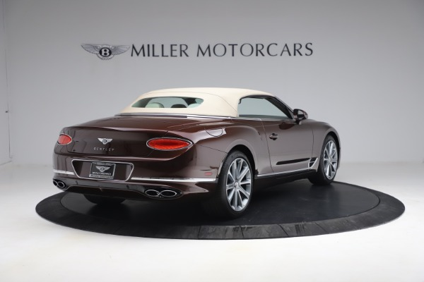 New 2020 Bentley Continental GT V8 for sale $269,605 at Pagani of Greenwich in Greenwich CT 06830 17