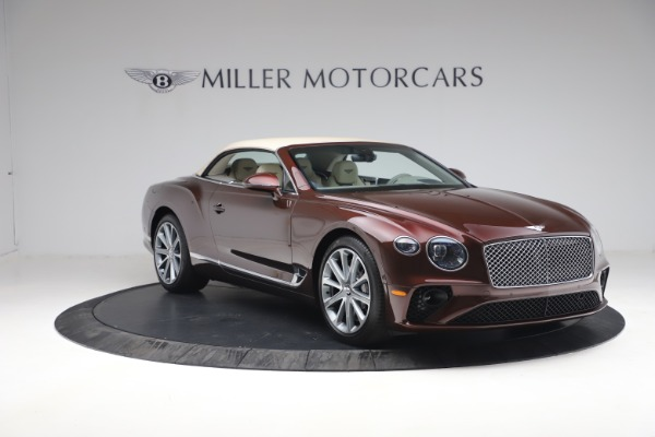 New 2020 Bentley Continental GT V8 for sale $269,605 at Pagani of Greenwich in Greenwich CT 06830 19