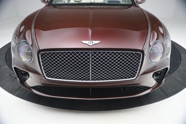 New 2020 Bentley Continental GT V8 for sale $269,605 at Pagani of Greenwich in Greenwich CT 06830 21