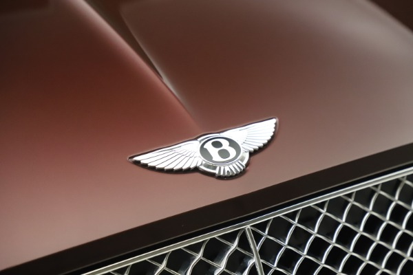 New 2020 Bentley Continental GT V8 for sale $269,605 at Pagani of Greenwich in Greenwich CT 06830 22