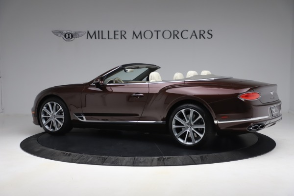 New 2020 Bentley Continental GT V8 for sale $269,605 at Pagani of Greenwich in Greenwich CT 06830 4