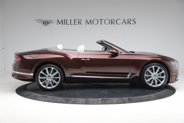 Used 2020 Bentley Continental GT V8 for sale Call for price at Pagani of Greenwich in Greenwich CT 06830 9