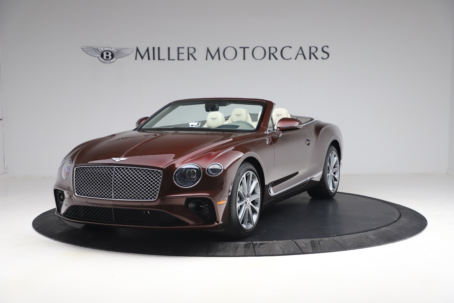 New 2020 Bentley Continental GT V8 for sale $269,605 at Pagani of Greenwich in Greenwich CT 06830 1