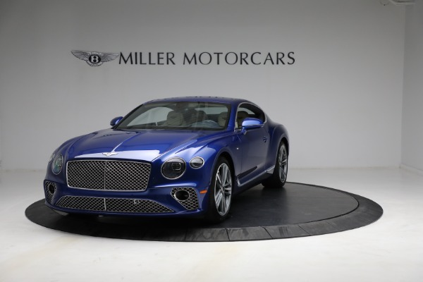 New 2020 Bentley Continental GT V8 for sale $255,080 at Pagani of Greenwich in Greenwich CT 06830 2