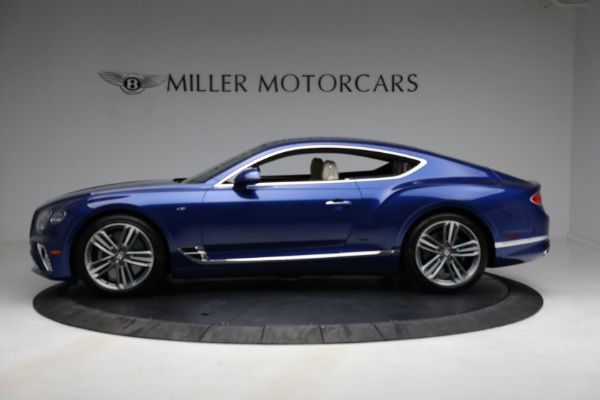 New 2020 Bentley Continental GT V8 for sale $255,080 at Pagani of Greenwich in Greenwich CT 06830 3