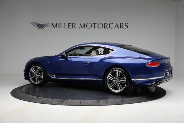New 2020 Bentley Continental GT V8 for sale $255,080 at Pagani of Greenwich in Greenwich CT 06830 4