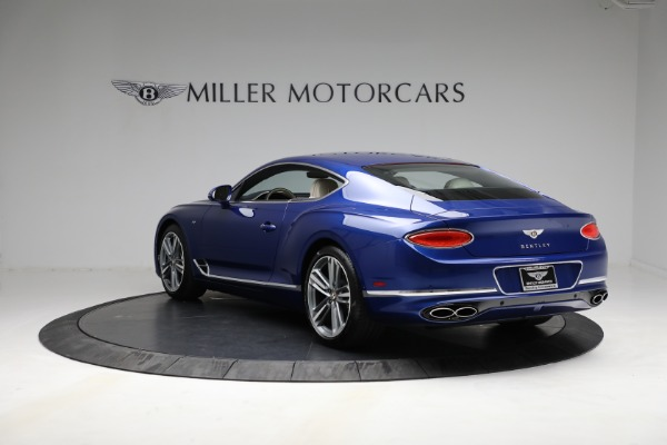 New 2020 Bentley Continental GT V8 for sale $255,080 at Pagani of Greenwich in Greenwich CT 06830 5