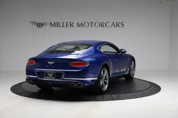 New 2020 Bentley Continental GT V8 for sale $255,080 at Pagani of Greenwich in Greenwich CT 06830 7