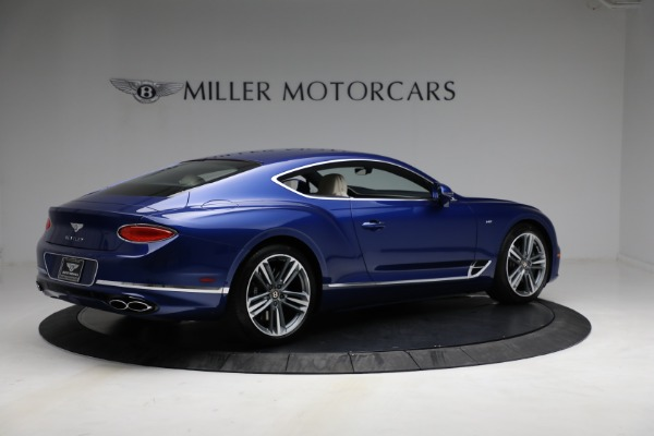 New 2020 Bentley Continental GT V8 for sale $255,080 at Pagani of Greenwich in Greenwich CT 06830 8