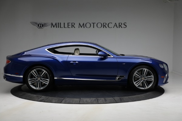 New 2020 Bentley Continental GT V8 for sale $255,080 at Pagani of Greenwich in Greenwich CT 06830 9