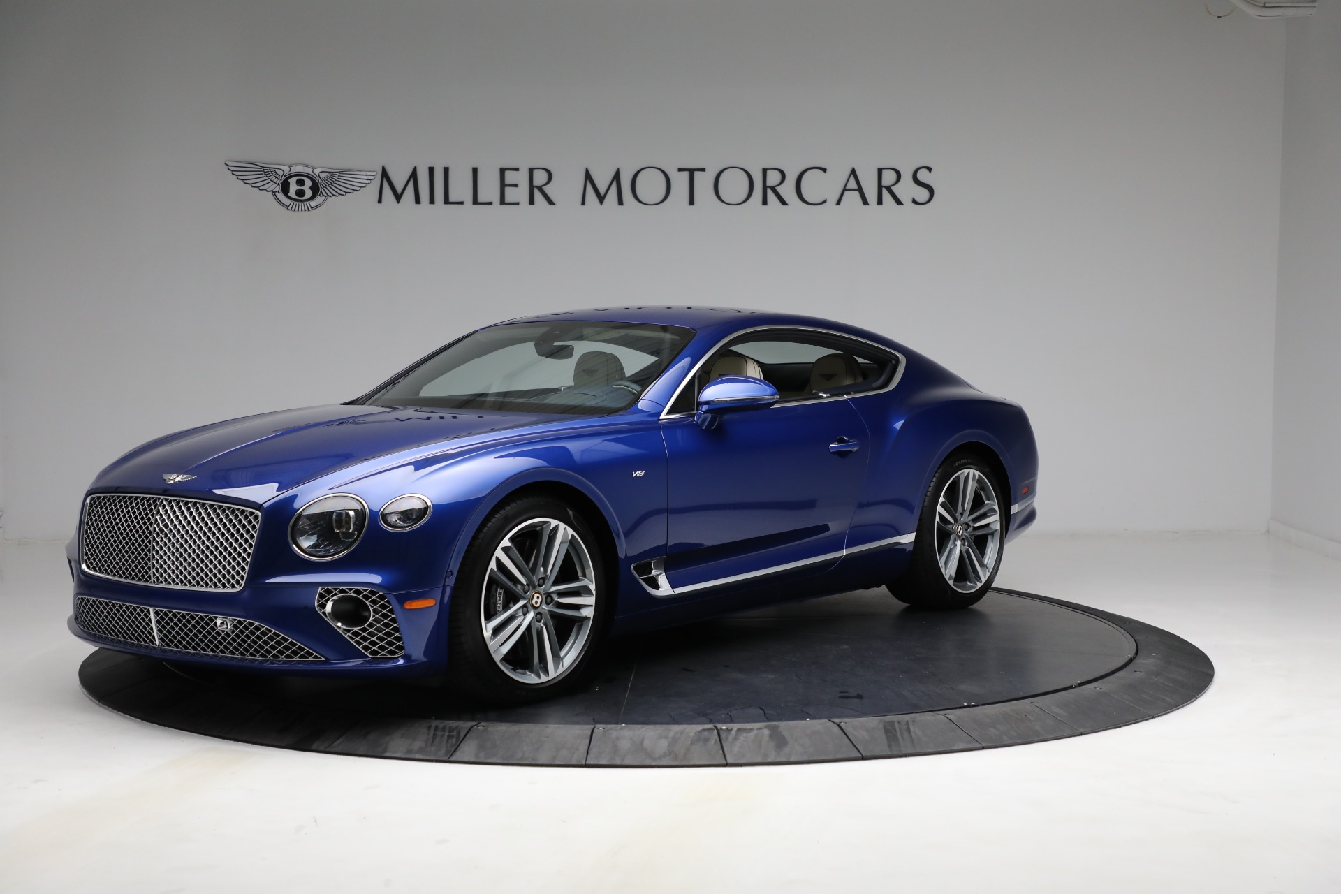 New 2020 Bentley Continental GT V8 for sale $255,080 at Pagani of Greenwich in Greenwich CT 06830 1
