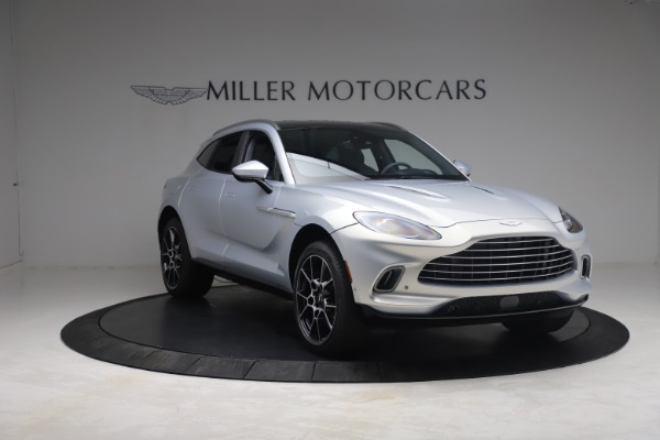 New 2021 Aston Martin DBX for sale $210,786 at Pagani of Greenwich in Greenwich CT 06830 10
