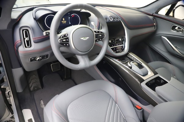 New 2021 Aston Martin DBX for sale $210,786 at Pagani of Greenwich in Greenwich CT 06830 13