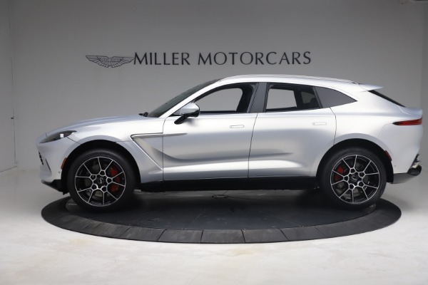 New 2021 Aston Martin DBX for sale $210,786 at Pagani of Greenwich in Greenwich CT 06830 2