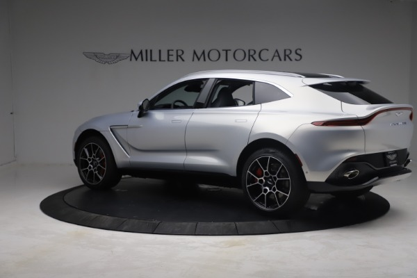 New 2021 Aston Martin DBX for sale $210,786 at Pagani of Greenwich in Greenwich CT 06830 3