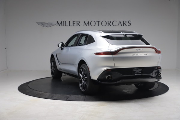 New 2021 Aston Martin DBX for sale $210,786 at Pagani of Greenwich in Greenwich CT 06830 4