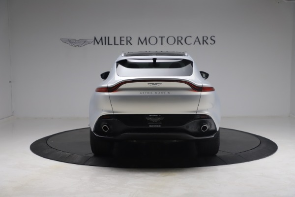New 2021 Aston Martin DBX for sale $210,786 at Pagani of Greenwich in Greenwich CT 06830 5