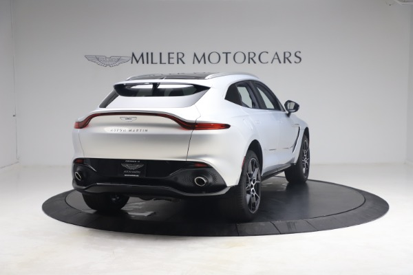 New 2021 Aston Martin DBX for sale $210,786 at Pagani of Greenwich in Greenwich CT 06830 6