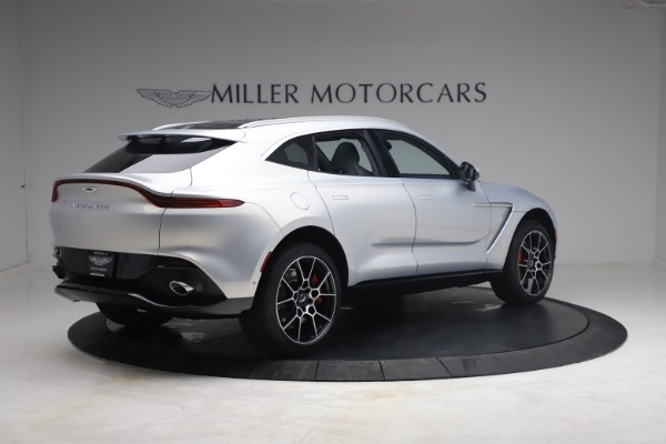 New 2021 Aston Martin DBX for sale $210,786 at Pagani of Greenwich in Greenwich CT 06830 7