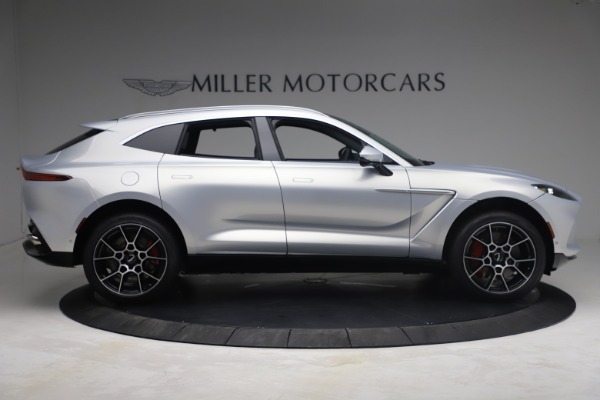 New 2021 Aston Martin DBX for sale $210,786 at Pagani of Greenwich in Greenwich CT 06830 8