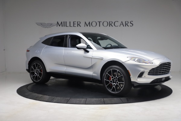 New 2021 Aston Martin DBX for sale $210,786 at Pagani of Greenwich in Greenwich CT 06830 9