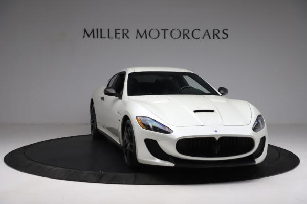 Used 2014 Maserati GranTurismo MC for sale Call for price at Pagani of Greenwich in Greenwich CT 06830 15